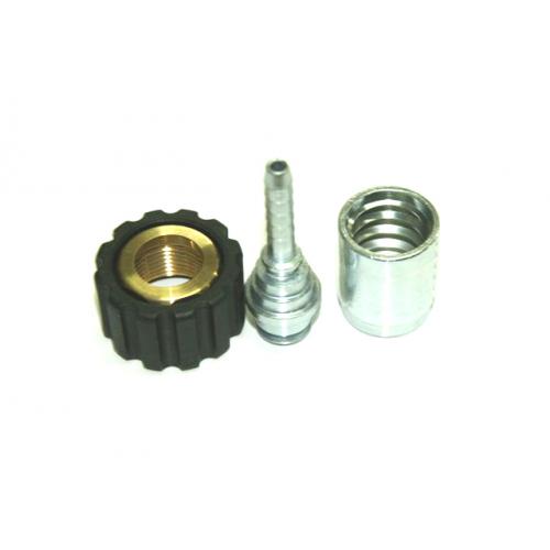 Концевик шланга DN 8 M22 x 1.5 (комплект)